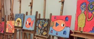 schilderen jeugd kind jong