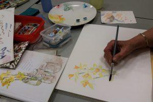 aquarel begin